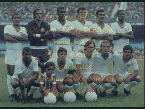 1970 - O MAIOR BRASILEIRÃO DE TODOS OS TEMPOS