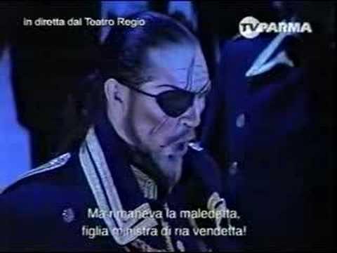 """Felipe Bou - """"Racconto di Ferrando"""", IL TROVATORE (Verdi). Teatro R..."""