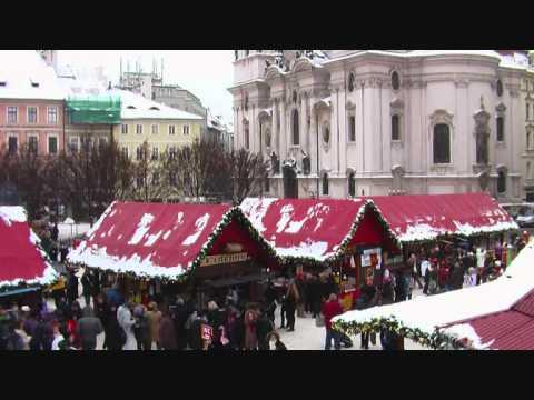 A MÚSICA PELO MUNDO NO NATAL - República Checa (ou Tcheca) - Frans Bauer - Feliz Navidad - Veselé Vánoce