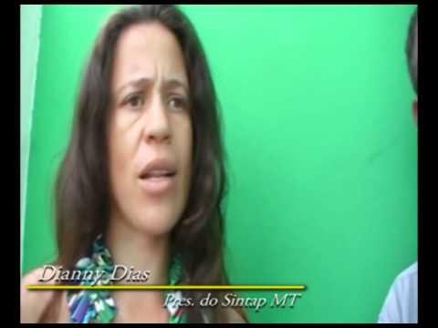 PAGINA DO E - SINTAP e SINTERP unificam sua campanha salarial 2011 em MT