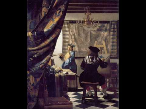 Johannes Vermeer: the Alchemist