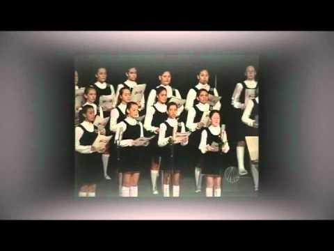 As Meninas Cantoras de Petrópolis interpretam: JESUS ALEGRIA DOS HOMENS