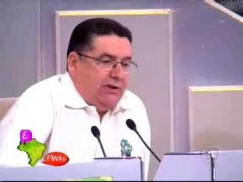 Fraude ao vivo no programa (infantil) Soletrando, da Rede Globo