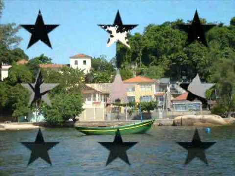 Fim de semana em Paquetá com Fafá de Belém.