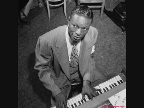 "Nat King Cole ""Unforgettable"" with lyrics"