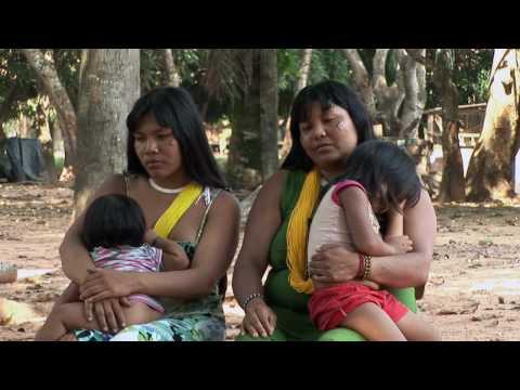 Filme - Povos do Xingu contra a construção de Belo Monte