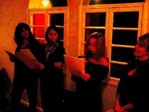 www sandra santos  com -  poesia ELAS