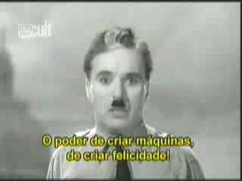 Discurso - O grande ditador