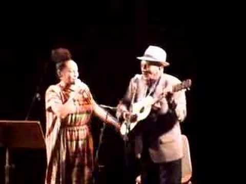 Compai Secundo & Omara Portuondo 1998 part1