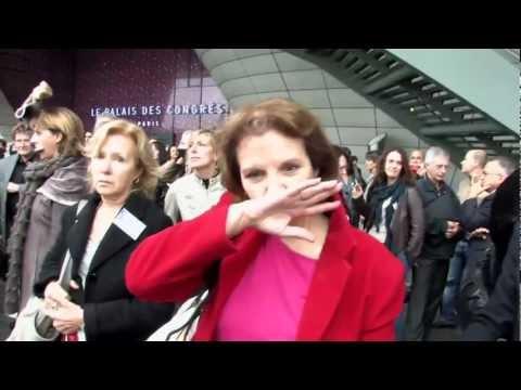 Flash-mob Du raffut pour Rafah