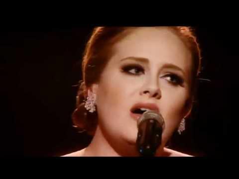 ADELE - Someone Like You     LIVE @ The BRIT Awards 2011   