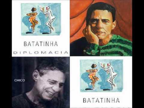 CHICO BUARQUE - TOALHA DA SAUDADE / BATATINHA