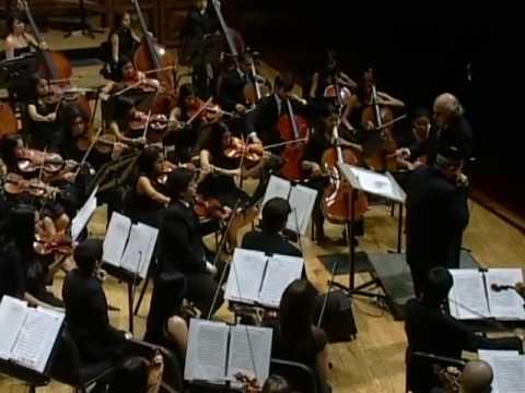 Concerto para Harmônica e orquestra (Villa-Lobos) - José Staneck e orquestra Sinfonica Juvenil de Caracas - Isaac Karabtchevsky.