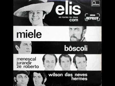 Elis Regina e Miéle satirizam Maysa e Ítalo Rossi