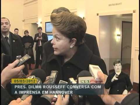 Dilma lamenta guerra cambial e diz que Brasil tomará medidas para se proteger