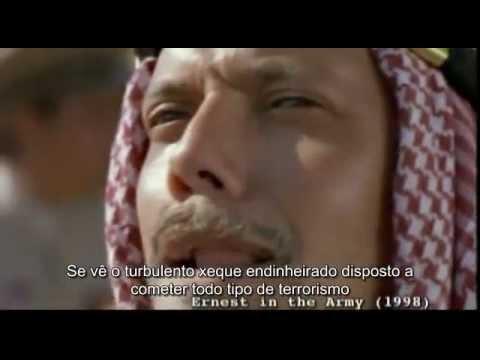 Árabes Malvados: Como Hollywood transforma um povo em Vilão