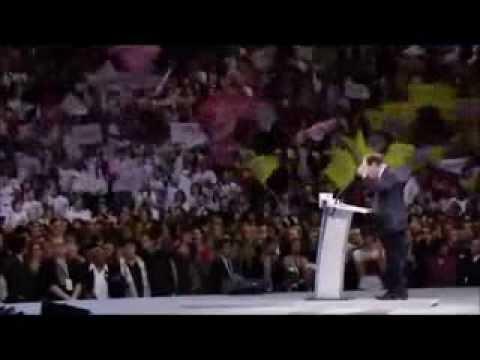 Hollande - Clip de campagne Officiel - Présidentielle 2012