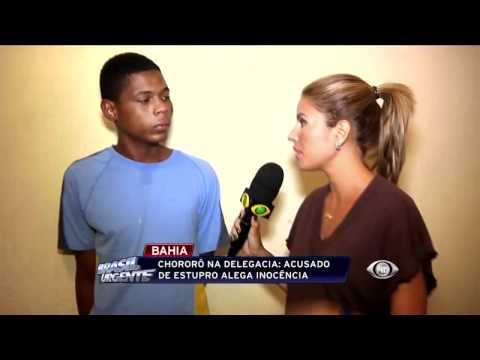 A repórter loira, o suposto negro estuprador e uma sequência nojenta