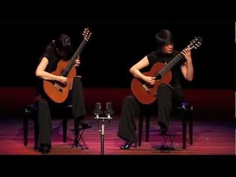 Beijing Guitar Duo - Suite Retratos