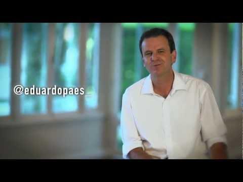 Eduardo Paes - Abertura Campanha 2012