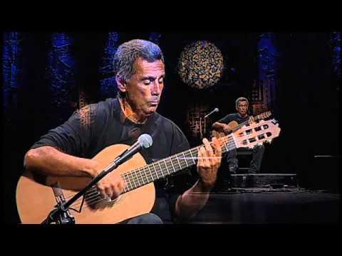 Guinga - Estrada Branca (Tom Jobim/Vinícius de Moraes) - Instrumental SESC Brasil - 01/11/2010