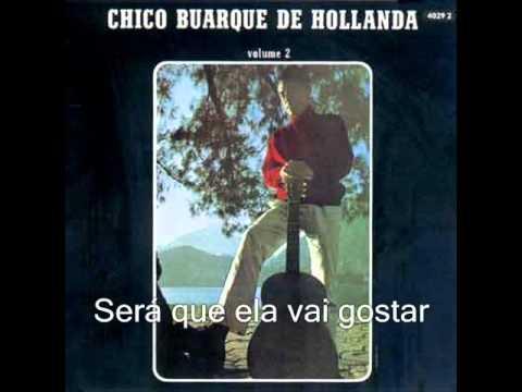 Chico Buarque - Será que Cristina volta?