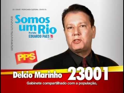 23001 Delcio Marinho PPS RIO Vereador