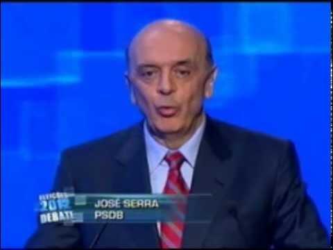 Eleições 2012 - Debate BAND SP 18/10/2012 (Parte 4) 2° Turno