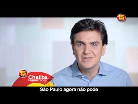Chalita fala com seu eleitor - Propaganda eleitoral