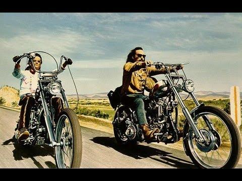 Sem Destino - Easy Rider 1969.