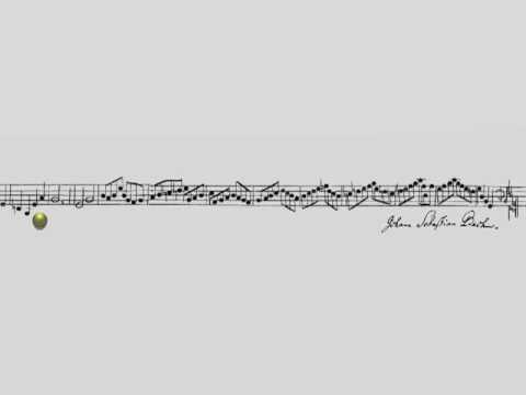 Um palíndromo musical de Bach