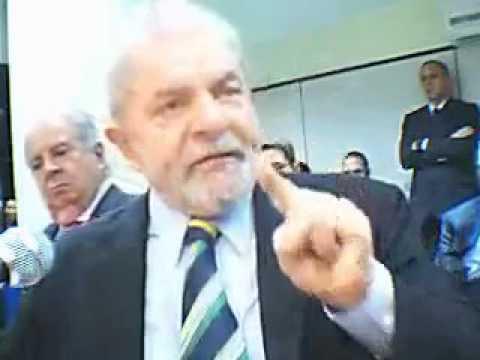 Depoimento de Lula  14/03/2017 em Brasília