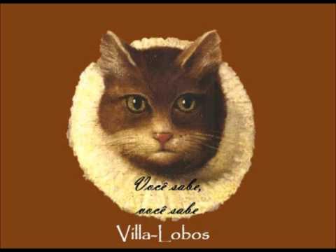 Heitor Villa-Lobos  - A Gatinha Parda