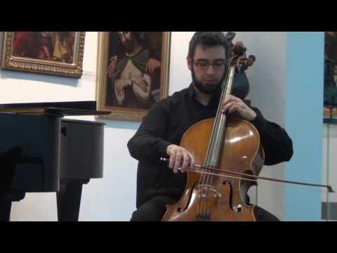 Schubert: Arpeggione Sonata - Davi Barreto & Rumen Tzanov