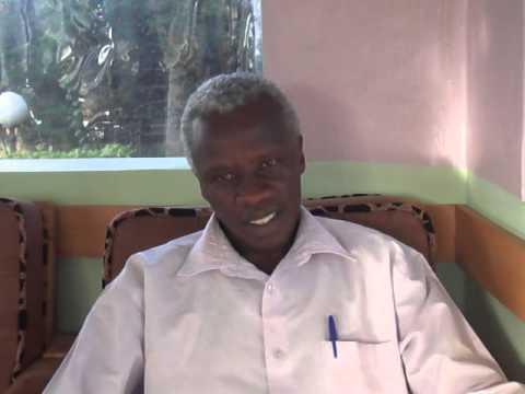 Interview with Kenyan Teacher