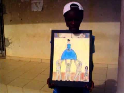 Senegal in ART LINK 2012