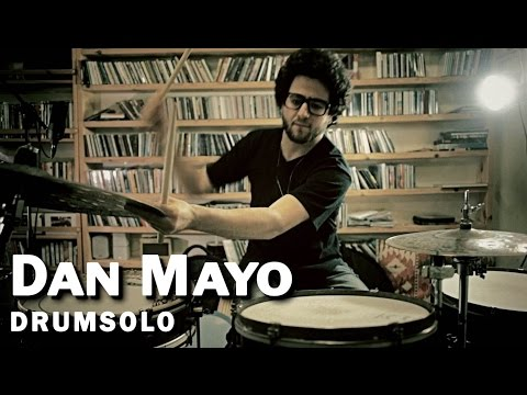 Drumsolo from Dan Mayo, Top Drummer in the World