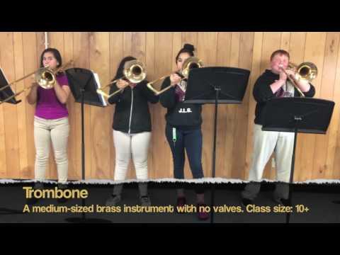 Instrument Showcase Video