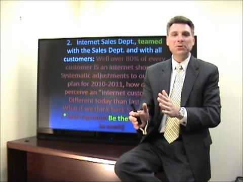 Effective Hybrid BDC and Internet Sales - Glynn Rodean