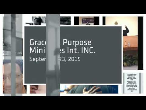 Grace On Purpose Ministries International Inc