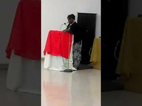 Let Your Past Be Your Testimony- Prophetess Nitarsha R. Gordon