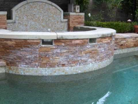 Pool Tile Cleaning | Bead Blasting Service http://www.SurfaceRenewal1.com