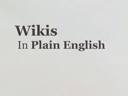 Simplified Wikis