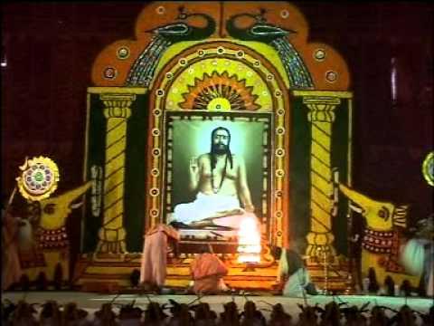 Swami Nigamananda Saraswati (Arati)