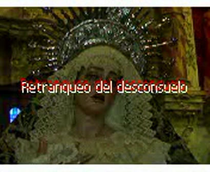 Retranqueo del desconsuelo