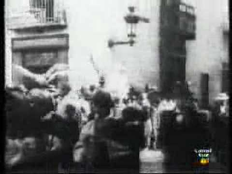Primer video Semana Santa (Hermanos Lumiere 1898)