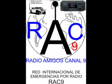 SERVER Y WED RADIOAMIGOS CANAL 9