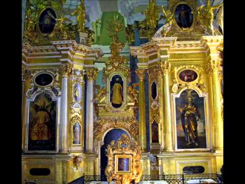Russian Orthodox Choral. ''Eternal Counsel'' by Pavel Chesnokov.