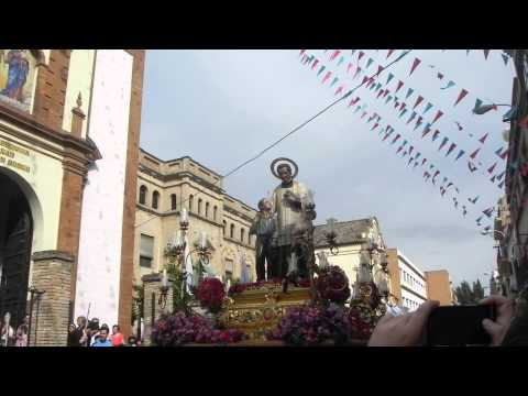 DON BOSCO TRIANA: PROCESIÓN 2015