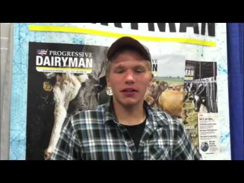 Peter Gartung is Proud to Dairy!